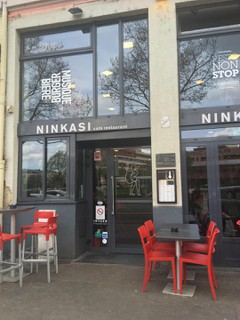 Foto del 13 de abril de 2018 13:23, Ninkasi Sans Souci, 26 Cours Albert Thomas, 69008 Lyon, France