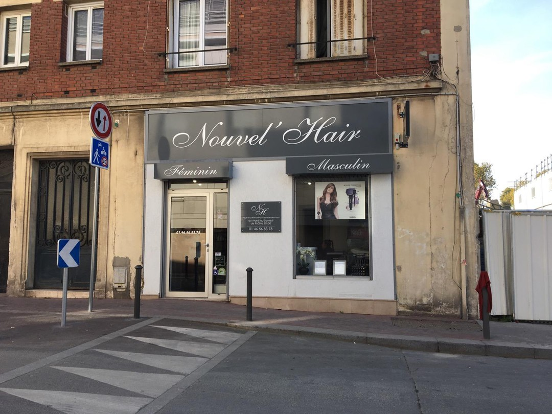 Photo of the October 31, 2017 11:27 AM, Nouvel'Hair, 1 Rue Jean Pierre Timbaud, 92320 Châtillon, France