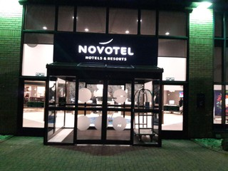 Photo of the November 9, 2017 5:36 PM, Novotel London Stansted Airport, Round Coppice Road, Stansted CM24 1SF, Royaume-Uni