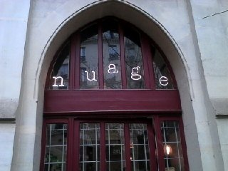 Foto vom 26. November 2016 19:53, Nuage Café, 14 Rue des Carmes, 75005 Paris, France