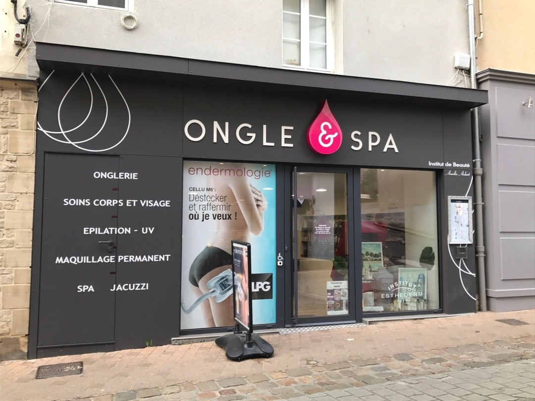 Photo of the March 18, 2017 5:30 PM, Ongle & SPA, 25 Rue Couraye, 50400 Granville, France