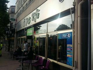 Foto vom 13. Mai 2018 05:48, Ô 713 Kfé bar PMU snack consigne TOULON, 46 Boulevard de Tessé, 83000 Toulon, France