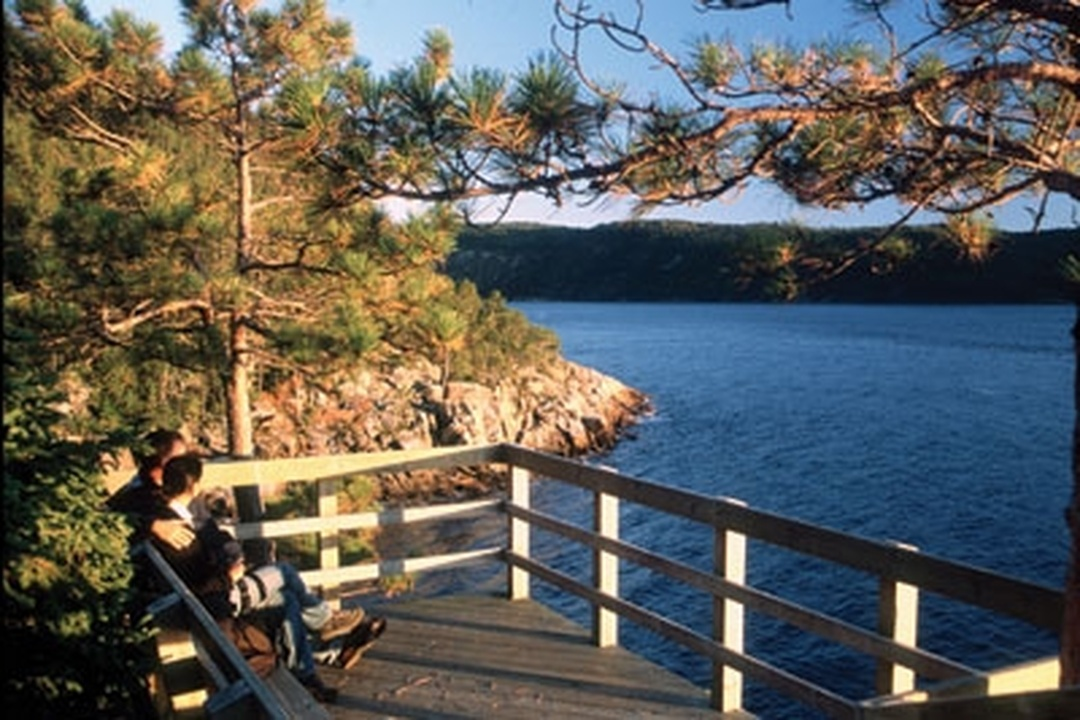 Foto del 5 de febrero de 2016 18:55, Saguenay's Fjords National Park, 91 Rue Notre Dame, Rivière-Éternité, QC G0V 1P0, Canadá