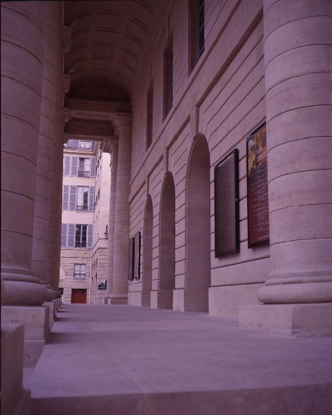 Foto vom 5. Februar 2016 18:48, Théâtre National de l'Odéon, Place de l'Odéon, 75006 Paris, Frankreich