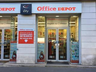 Foto vom 26. Juni 2018 06:09, Office Depot, 44 Avenue de la Grande-Armée, 75017 Paris, France