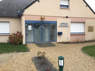 Foto vom 19. November 2017 16:41, Office Notarial, Rue d'Anjou, 49125 Tiercé, France