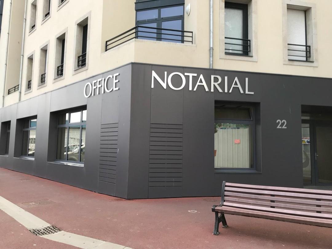 Photo of the September 30, 2017 4:39 PM, Office Notarial Transatlantique Mme Haradi, 22 Rue Saintonge, 50400 Granville, France