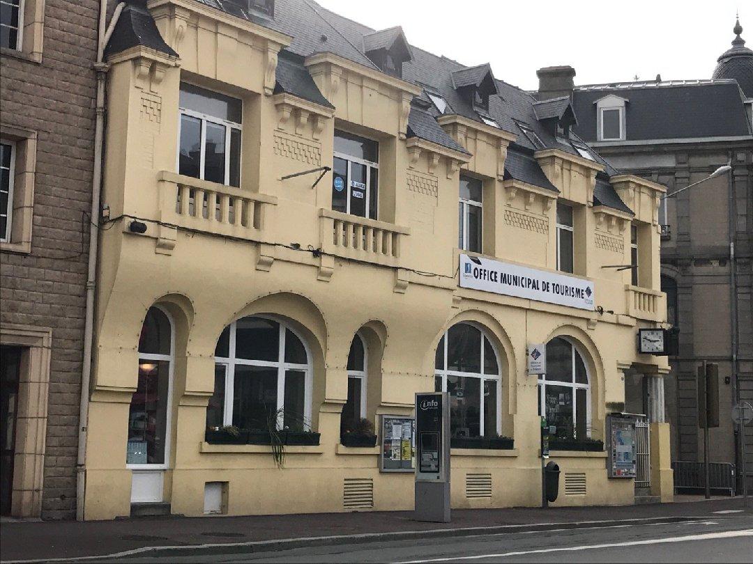Photo of the February 10, 2017 4:08 PM, Office de Tourisme Granville Terre et Mer, 4 Cours Jonville, 50400 Granville, France