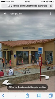 Photo du 18 septembre 2017 21:23, Office de Tourisme de Banyuls sur Mer, 4 Avenue de la République, 66650 Banyuls-sur-Mer, France