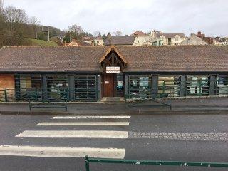 Foto vom 12. Januar 2017 10:52, Office de Tourisme de la vallée de Chevreuse en Essonne, 17 Rue de l'Yvette, 91400 Orsay, Francia