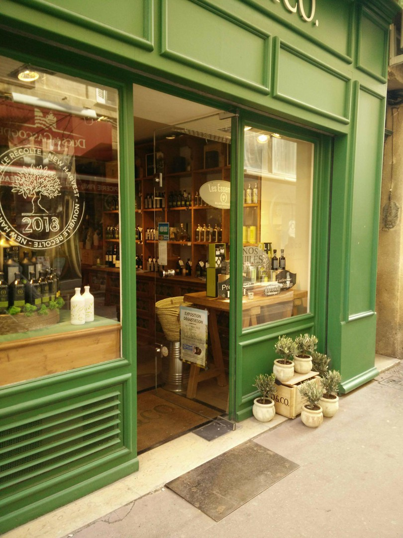 Foto del 17 de marzo de 2018 14:18, Oliviers & Co, 11 Rue Chabrier, 13100 Aix-en-Provence, Francia