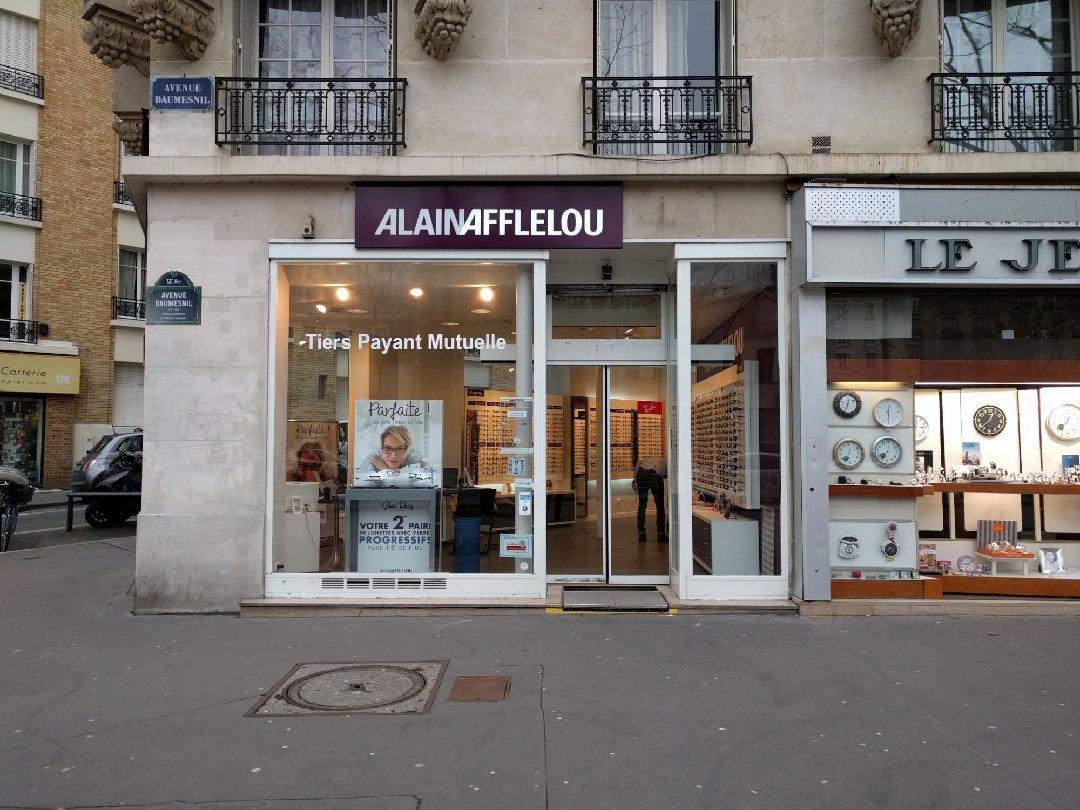 Foto del 9 de febrero de 2017 11:36, Opticien Alain Afflelou Paris 12, 176 Avenue Daumesnil, 75012 Paris, Francia