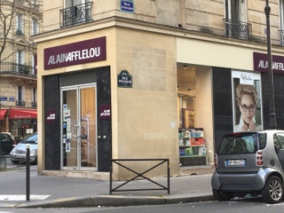Foto vom 15. März 2017 15:52, ALAIN AFFLELOU, 112 Rue Jean de la Fontaine, 75016 Paris, France