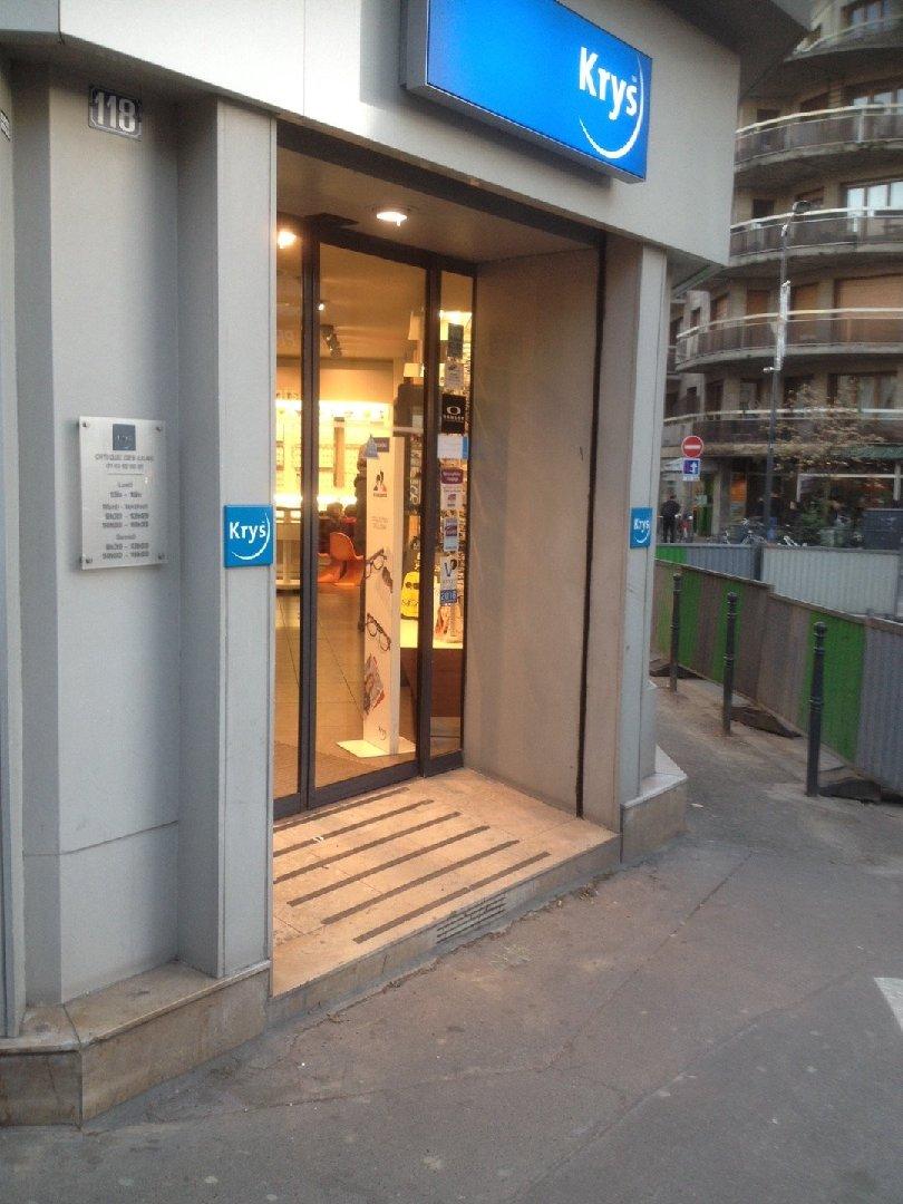 Foto del 3 de diciembre de 2016 15:29, Krys, 118 Rue de Paris, 93260 Les Lilas, Francia
