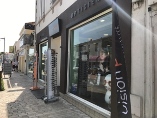 Photo of the May 27, 2017 10:12 AM, Opticien Vision Plus Talmont, 5 Rue nationale, 85440 Talmont-Saint-Hilaire, Francia