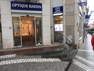 Photo of the September 8, 2017 7:16 AM, Optique Bardin Enghien, 41 Rue du Général de Gaulle, 95880 Enghien-les-Bains, France