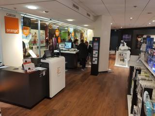 Photo du 12 octobre 2017 15:51, Boutique Orange - Hérouville St Clair, Boulevard du Val, 14200 Hérouville-Saint-Clair, France
