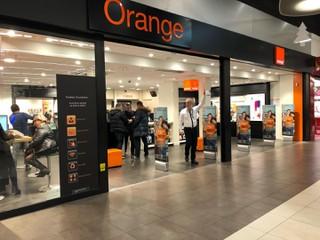 Foto del 10 de enero de 2018 19:38, Orange, CENTRE COMMERCIAL CARREFOUR, Boulevard des Alpes, 38240 Meylan, France