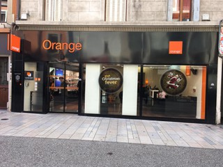 Photo of the November 21, 2017 4:25 PM, Orange, 12 Grande Rue, 74200 Thonon-les-Bains, France