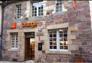 Foto vom 16. Oktober 2017 13:45, Orange, 50 Grande Rue, 35600 Redon, France