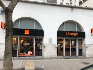 Foto del 8 de enero de 2018 10:41, Orange Store, 42 Avenue Henri Barbusse, 69100 Villeurbanne, France