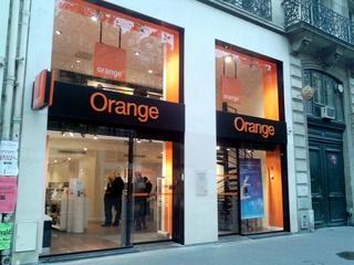 Photo of the June 28, 2017 10:20 AM, Boutique Orange St Michel - Paris 5, 9 Boulevard Saint-Michel, 75005 Paris, France