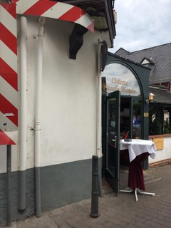 Photo of the June 17, 2018 12:20 PM, Osteria Piccolo Mondo, Schmittstraße 1, 65343 Eltville am Rhein, Germany