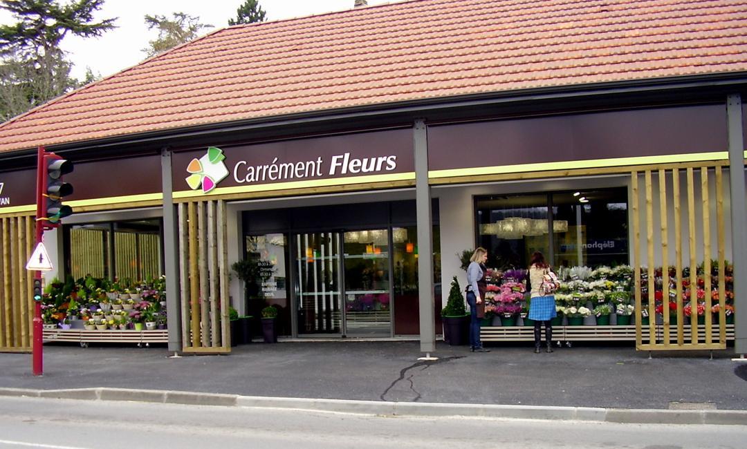 Photo du 5 février 2016 18:55, Carrément Fleurs, 515 Avenue 7E Régiment d'Infanterie, 46000 Cahors, France