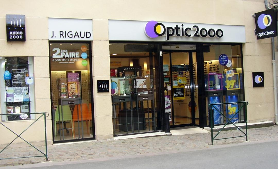 Opticien - Optic 2000 , Figeac