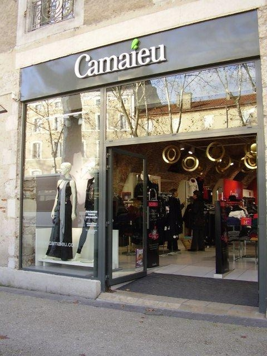 Photo of the February 5, 2016 6:50 PM, Camaïeu, 40 Angle Boulevard Gambetta, 46000 Cahors, France
