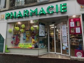 Photo du 1 mars 2017 10:31, PHARMACIE - Pharmactiv, 2 Rue Couraye, 50400 Granville, France