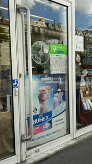 Photo of the June 9, 2017 1:28 PM, PHARMACIE DES ACACIAS, PHARMACIE DES ACACIAS, 15 Boulevard des Batignolles, 75008 Paris, Francia