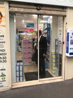 Photo of the March 20, 2018 2:49 PM, PHARMACIE PHARMAVANCE Barbès, 5 Boulevard de Rochechouart, 75009 Paris, France