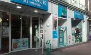 Foto del 15 de noviembre de 2017 12:39, PHARMACIE des EMMUREES, Rue Saint-Sever, 76000 Rouen, France