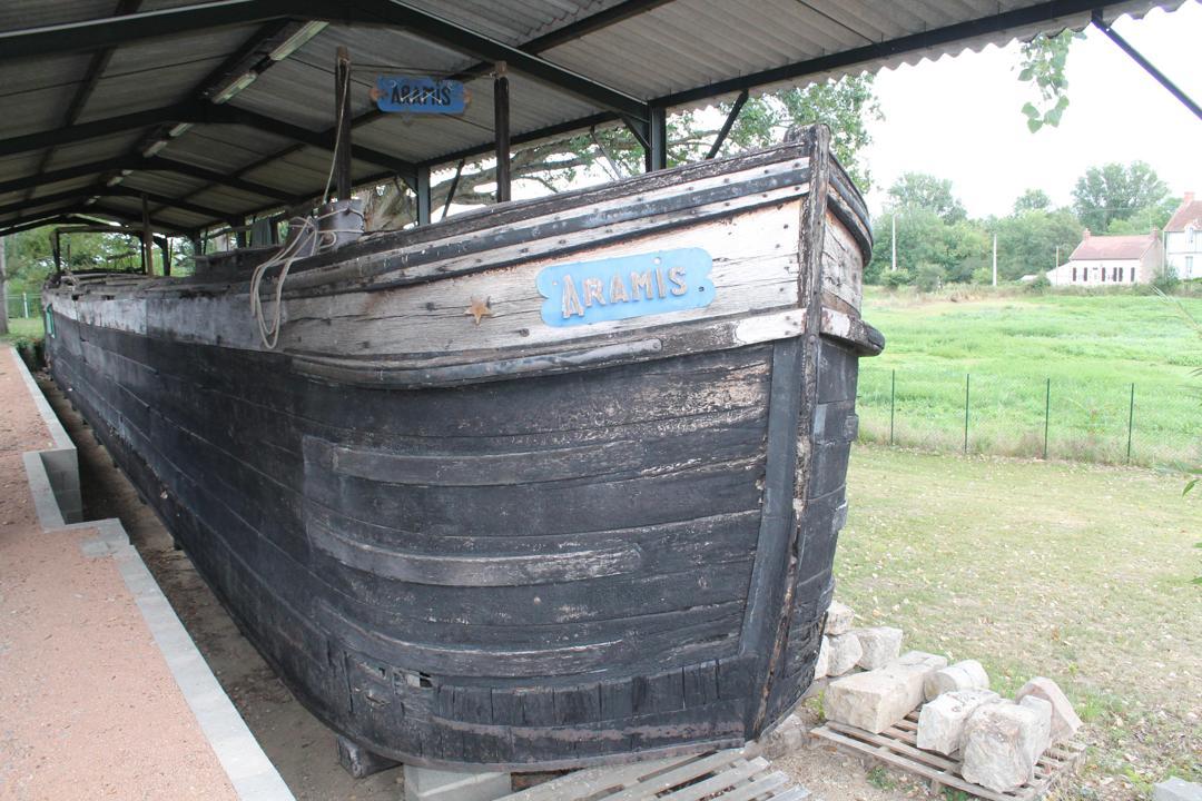 Museum - Musée Canal de Berry , Audes