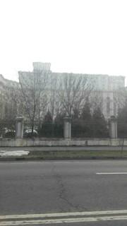 Photo du 21 novembre 2017 09:49, Palast des Volkes, Strada Izvor 2-4, București, Roumanie