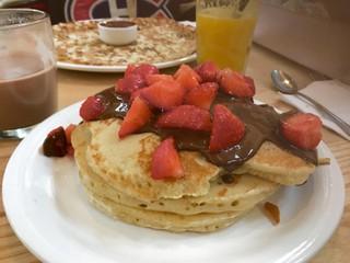 Foto vom 27. September 2017 13:04, Pancakes Amsterdam Westermarkt, Prinsengracht 277, 1016 GW Amsterdam, Niederlande