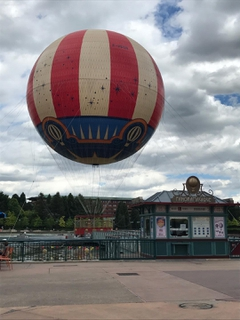Foto vom 25. Juni 2017 13:53, PanoraMagique, Disneyland Railroad, 77700 Chessy, France