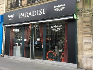 Photo du 20 février 2017 16:23, Paradise Racing, 9 Avenue de la Grande-Armée, 75116 Paris, Francia