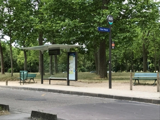 Photo of the June 24, 2017 1:42 PM, Parc Floral, 75012 Paris, France