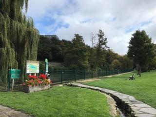 Photo of the September 17, 2017 9:14 AM, Parc du Val ès Fleurs, Granville, Parc du Val-Ès-Fleurs,, 50400 Granville, France