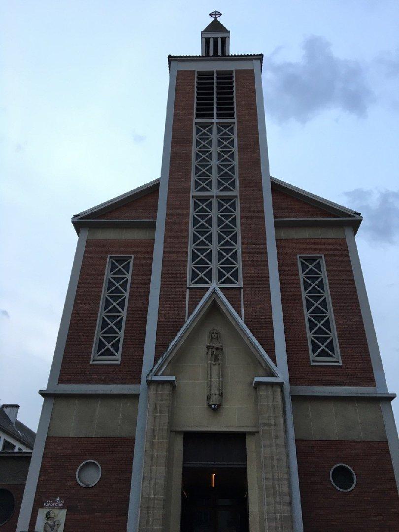 Photo du 27 janvier 2017 16:26, Paroisse Sainte-Thérèse, 62 Rue de l'Ancienne Mairie, 92100 Boulogne-Billancourt, France