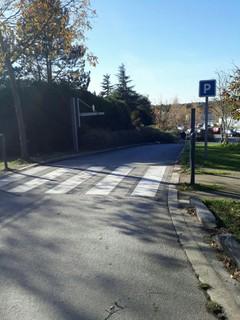 Foto vom 14. November 2017 14:31, Parking Campus Chantrerie, 44300 Nantes, France