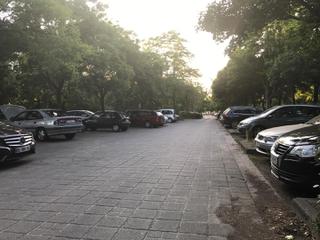 Photo du 23 juin 2017 20:09, Parking Chateau de Vincennes Paris, 1 Route de la Pyramide, 75012 Paris, France