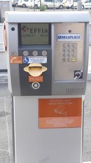 Foto vom 12. September 2017 14:19, Parking EFFIA gare de Clermont Ferrand, 17 Rue Pierre Semard, 63000 Clermont-Ferrand, France