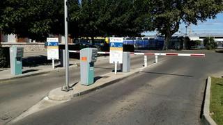 Photo du 13 septembre 2017 09:51, Parking EFFIA gare de Sète, 34 Place André Cambon, 34200 Sète, France