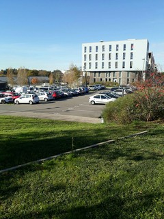 Foto vom 14. November 2017 20:05, Parking Zenpark, 5 Rue Alfred Kastler, 44300 Nantes, France