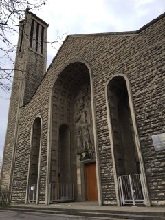 Photo du 2 février 2017 11:36, Paroisse Sainte-Jeanne-de-Chantal, 96 Boulevard Murat, 75016 Paris, France