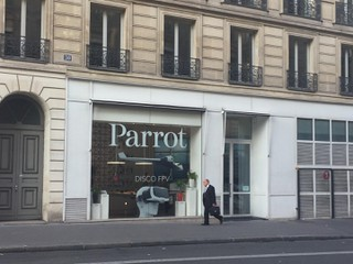 Photo of the October 25, 2017 3:26 PM, Parrot Opera, 30 - 34 Rue du 4 Septembre, 75002 Paris, France