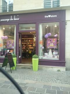 Photo du 28 octobre 2017 15:13, Passage du Désir Paris Etienne Marcel, 17 Rue Pierre Lescot, 75001 Paris, France